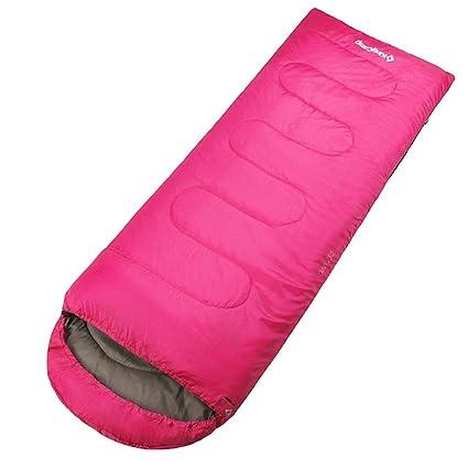 DINAX Saco de Dormir KingCamp Ultraligero Tipo Sobre de algodón para Invierno, Saco de Dormir