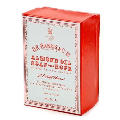 D. R. Harris Almond Oil Soap-on-a-Rope
