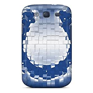 Fashion Protective Indianapolis Colts Cases Covers For Galaxy S3