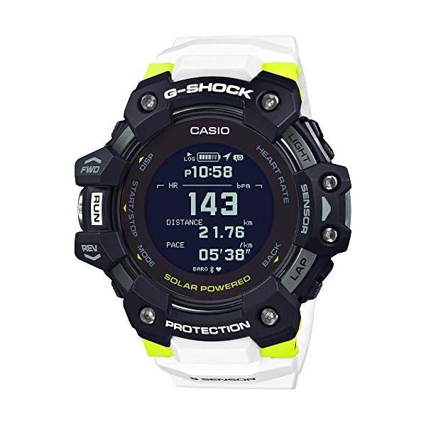 Casio G-Shock G-Squad GBD-H1000-1A7ER - Reloj, 2020 2
