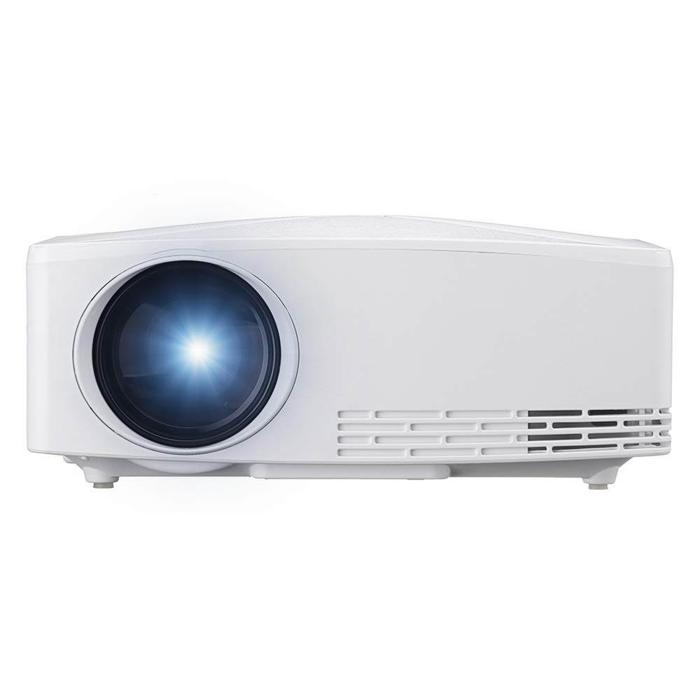Amazon.com: Wo Fei Mini Projector 1280x720 Video Proyector ...
