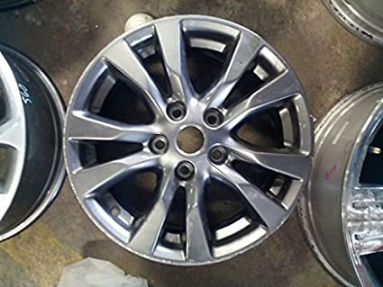 amazon com 16 inch 2014 2015 2016 2017 nissan altima alloy charcoalNissan Altima 16 Inch Wheel #11