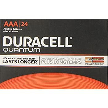 Amazon.com: Duracell Quantum Alkaline AAA Batteries 28