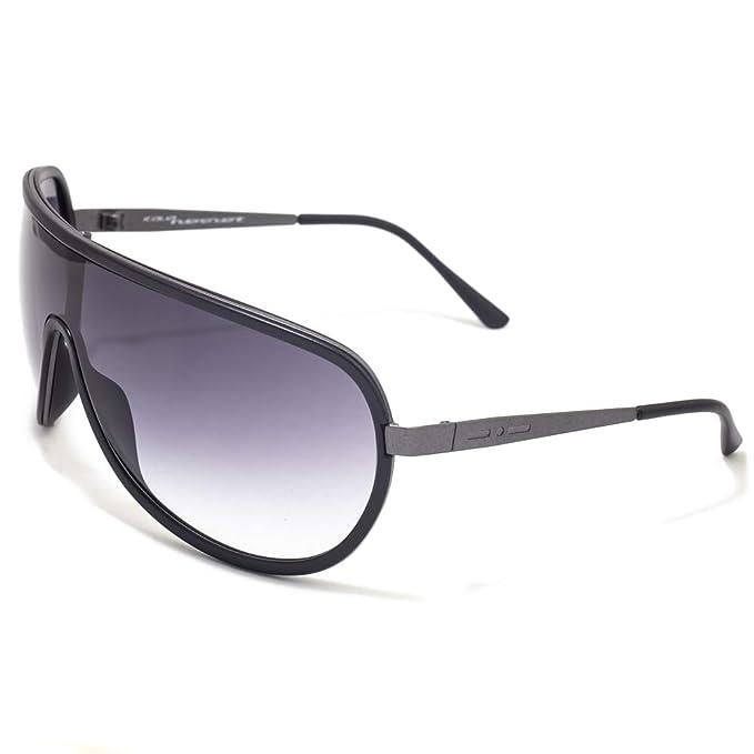 italia independent 0072-009-000 Gafas de sol, Negro, 00 ...