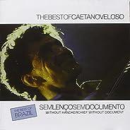 Caetano Veloso - The Best Sem Lenço Sem Documento - CD