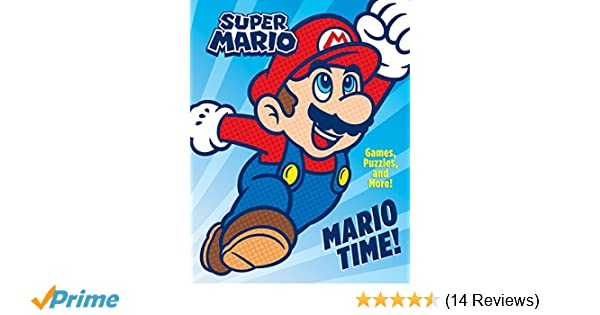 Mario Time! (Nintendo) (Super Mario): Courtney Carbone