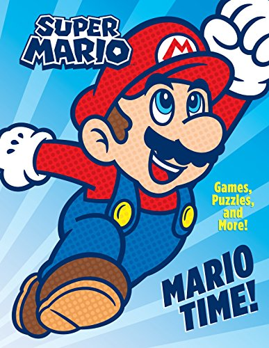 Check expert advices for nintendo books for kids?