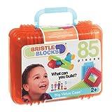 Battat Bristle Block 85 Piece Set, Baby & Kids Zone