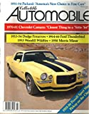 img - for Collectible Automobile February 1992, Volume 8 Number 5 book / textbook / text book