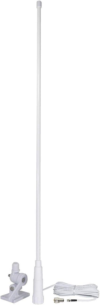 Tram 1607-HC Antena Marina VHF de 46 Pulgadas