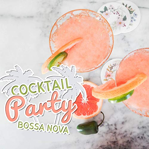 Cocktail Party Bossa Nova: Best Smooth Jazz Music Collection, Sax & Piano Chill Lounge