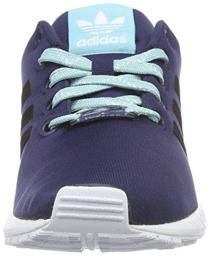 adidas Zx Flux, Zapatillas para Niños Azul marino / Negro / Blanco