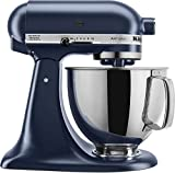 kitchenaid 5qt artisan - KitchenAid174; Artisan 5 Quart Stand Mixer Ink Blue KSM150PSIB