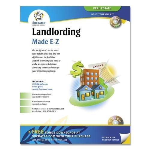 Adams Landlording Kit, Includes 21 Forms/User Manual (PK213)