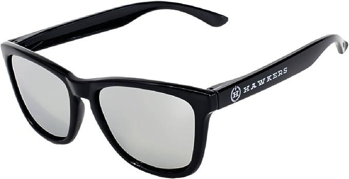 Hawkers - Gafas de sol diamond black · chrome one: Amazon.es ...