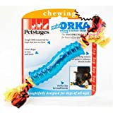 Petstages 236 Orka Mini Stick Dog Chew and Fetch Toy
