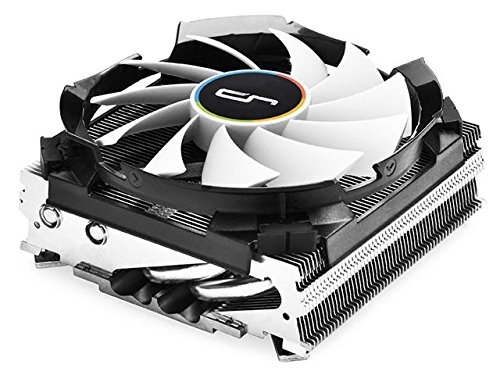 Cryorig C7-47mm Tall, SFF Mini ITX CPU Heatsink (Best Budget Mini Itx Motherboard 2019)