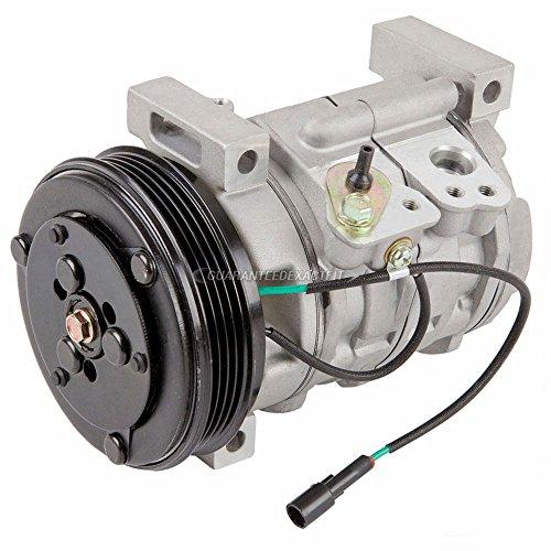 (AC Compressor & A/C Clutch For Chevy Tracker & Suzuki Vitara - BuyAutoParts 60-03483NA NEW)