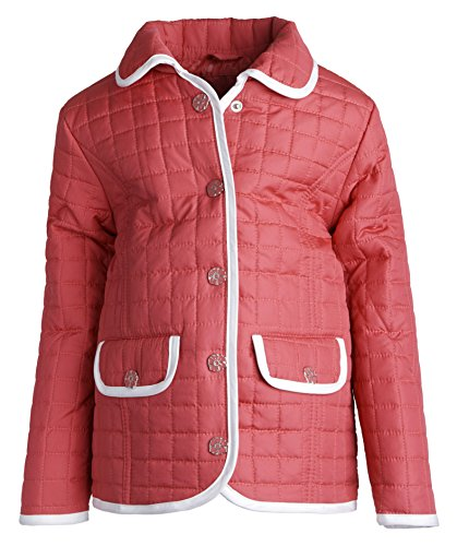 Urban Republic Padded Quilted Ruffles