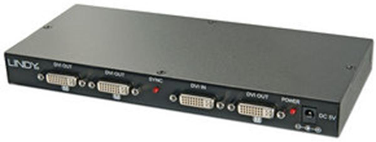 38108 DVI Video Splitter, 8 Port Distribution Amplifier