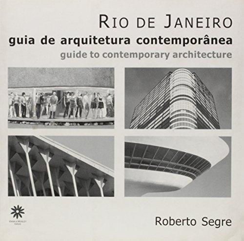 Rio De Janeiro - Guia De Arquitetura Contemporânea - Ed. Bilíngue