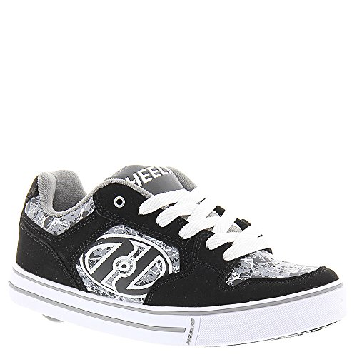Heelys MOTION PLUS 2016 black/grey/electricity black/grey/electricity