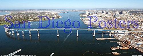 Coronado Bridge San Diego California Poster #9