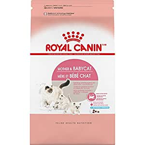 ROYAL CANIN FELINE HEALTH NUTRITION Mother & Babycat dry cat food, 3.5-Pound