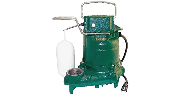 Amazon.com: Zoeller M53 Mighty-mate Bomba sumergible ...