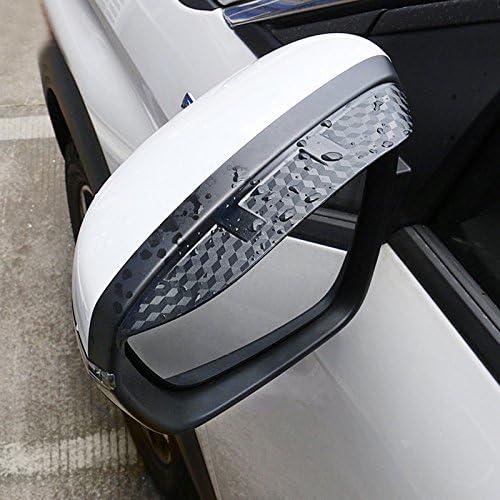 3008 Gt 5008 Gt 2017 2018 Außenspiegel Spiegel Windabweiser 2 Stück Kunststoff Auto