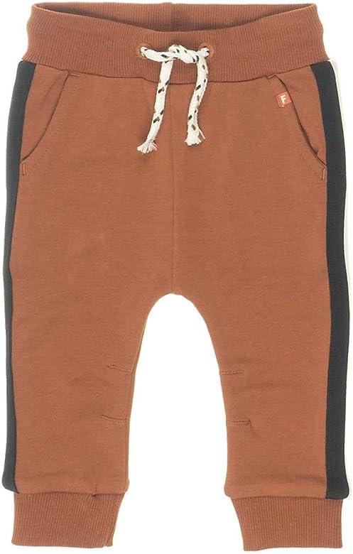 Feetje 522.01343 Stay Wild - Pantalón de chándal para niño marrón ...