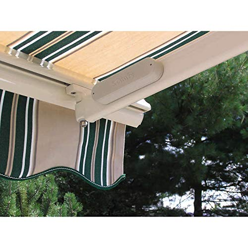 SunSetter, Wireless Wind Sensor Closes Your Awning Automatically on Windy Days. ()