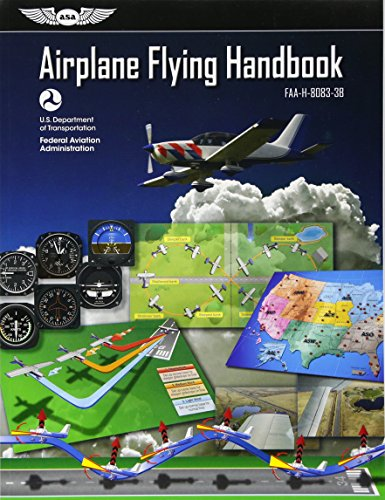 Airplane Flying Handbook: ASA FAA-H-8083-3B cover