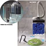 Eshopps WD-75CS Wet Dry Filter - 10 to 75 gallons - 18 in. x 10 in. x 16 in.