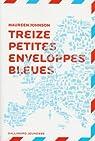 13 Petites enveloppes bleues par Johnson