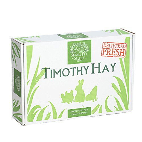 (Small Pet Select 12-Pound 2nd Cutting Timothy Hay Pet Food)