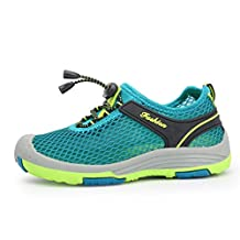 Kids Boys Girls Outdoor Sport Water Shoes Breathable Fashion Trekking Walking Sneaker Shoes