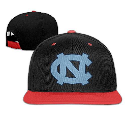 (North Carolina Tar Heels Youth Unisex Contrast Color Cap Baseball Caps (4 Colors))