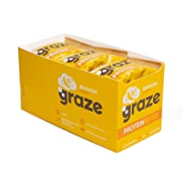Graze Banana & Oats Protein Bites 30g (Pack of 15)