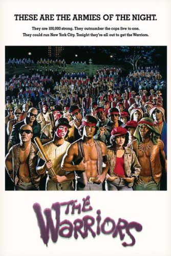 The Warriors-Armies of the Night, Movie Poster Print, 24 by