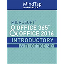 LMS Integrated MindTap Computing 1 Term 6 Months Printed Access Card For Microsoft Office 365 2016 Introductory With Mix