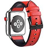 ATUP Compatible with for Apple Watch Band 38mm 40mm 42mm 44mm Women Men