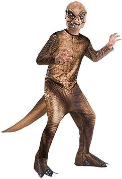 Jurassic World Disfraz de T-Rex Niño: Amazon.es: Juguetes y juegos