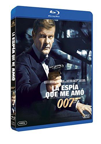 La Espía Que Me Amó (Blu-Ray) (Import Movie) (European Format - Zone B2) (2012) Roger Moore, Barbara Bach, Cur