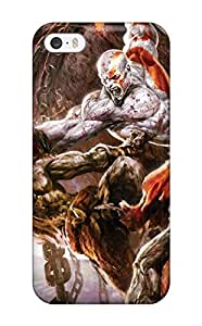 Excellent Design Video Game God Of War Case Cover For Iphone 6 plus 5.5