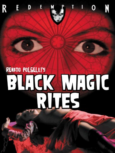 Black Magic Rites (English Subtitled)