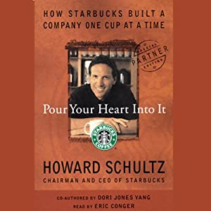 Pour Your Heart into It Audiobook