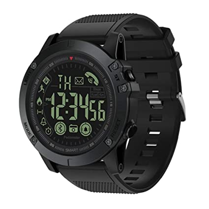 KLAYL Reloj Inteligente Bluetooth V4.0 Pulseras Inteligentes ...