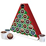 Keurig, Christmas Tree Variety Pack, K-Cup Packs, 15 Count