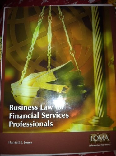 business-law-for-financial-services-professionals-by-harriett-e-jones-2004-01-04